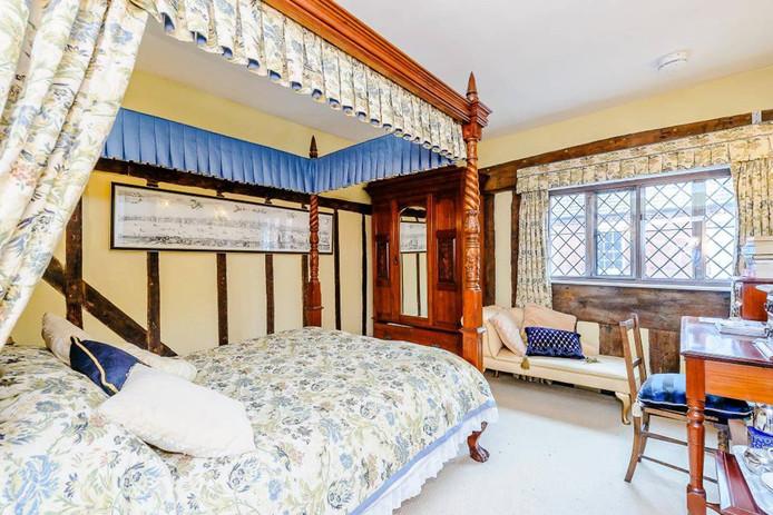 De slaapkamer die je kunt boeken