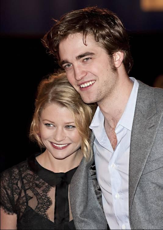 Emilie De Ravin en Robert Pattinson