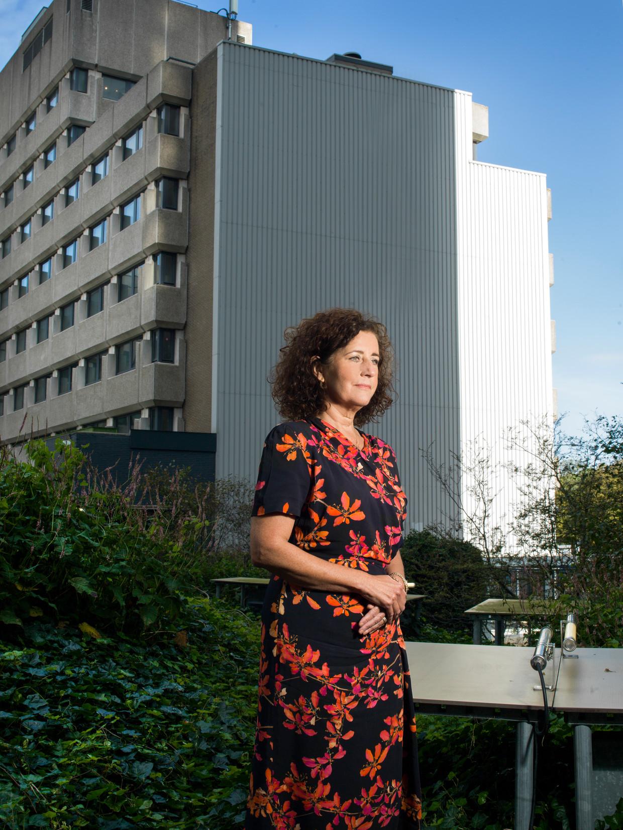 Minister van Cultuur Ingrid van Engelshoven. Beeld Eva Roefs