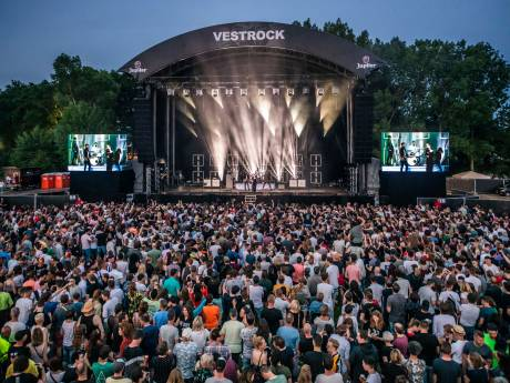 Vestrock verenigt internationale popfestivals