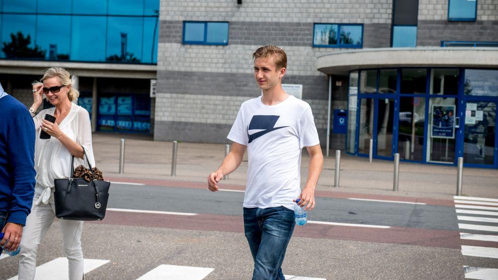 Transfer Talk. Racing Genk wint strijd om handtekening van Zweeds talent Nygren