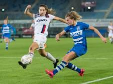 PEC Zwolle Vrouwen krijgt Alkmaar niet op de knieën