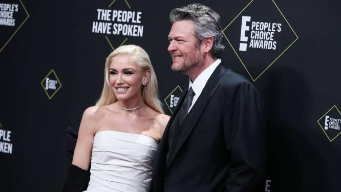'Blake Shelton bouwt kapel voor huwelijk met Gwen Stefani'