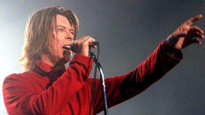 'Verloren' beelden van David Bowie worden voor het eerst vertoond