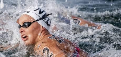 Na zeven jaar zijn de trucs van zwemcoach Lucas uitgewerkt bij Van Rouwendaal