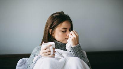 Zo kan je een verkoudheid voorkomen