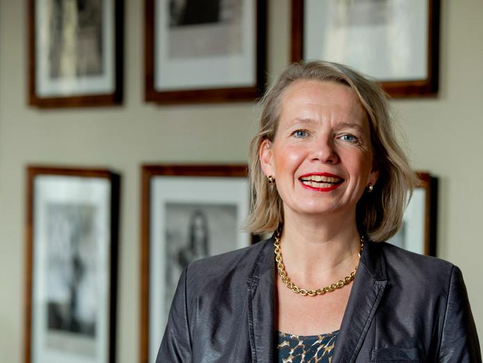 VVD-senator Anne-Wil Duthler.