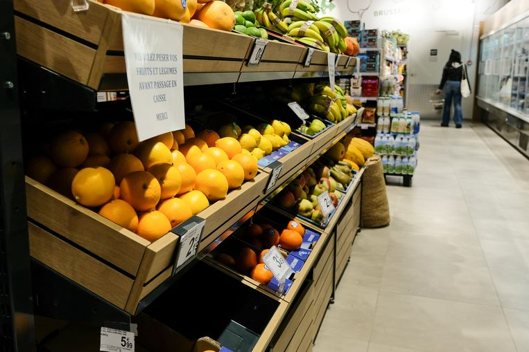 Carrefour City op Anspachlaan