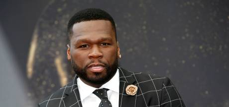 50 Cent beschoten op set videoclip