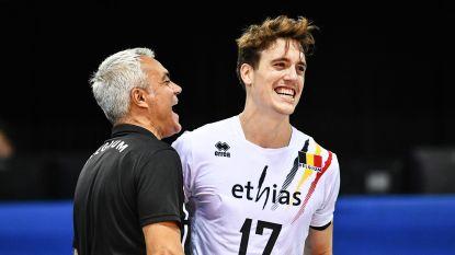 Volleyfederatie maakt vrijdag nieuwe bondscoach Red Dragons bekend