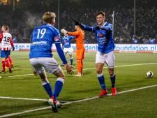 FC Den Bosch-nieuweling Vermeij beleeft fantastische week: 'Hij maakte het verschil'