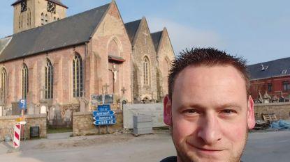 Kerkklokken luiden van Heuvelland tot Oostende als teken van verbondenheid