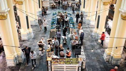 Lokaalmarkt is aan 100ste editie toe en dat verdient een extraatje: gratis kilo appelen en pinten aan één euro