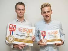 Dit zijn de winnaars van het BN DeStem Wielerklassement