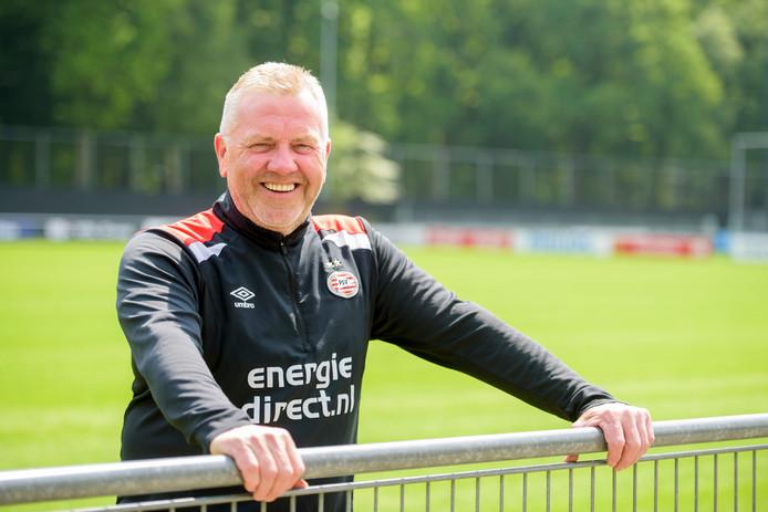 """Eddy Pepels: ,,Met een aantal spelers met wie ik bij PSV werkte, is er een band gebleven."""""""
