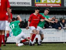 Koploper Wernhout maatje te groot voor NVS, Nieuw Borgvliet pakt eerste punten van het seizoen