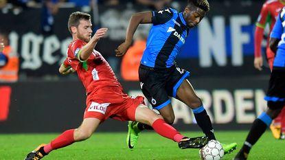 Lees hier nog eens hoe Club door het oog van de naald kruipt in Oostende (2-3)