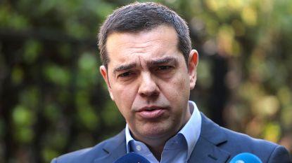 Grieks parlement beslist woensdag over lot premier Tsipras