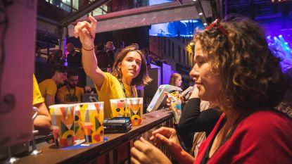 Waarborgen, bierkannen, klantenkaarten...een pint bestellen op Gentse Feesten was nog nooit zo ingewikkeld