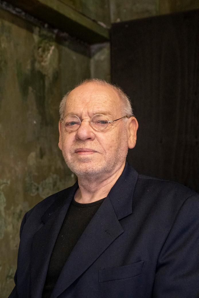 """Hans Overvliet: ,,Kunst geeft betekenis in tijden dat je het echt even niet meer weet."""""""
