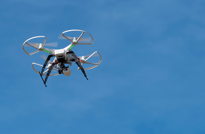 Een drone. Foto ter illustratie
