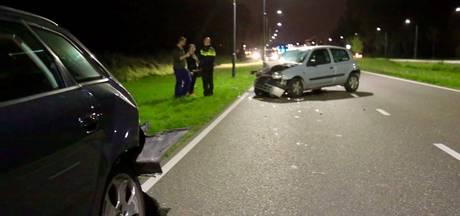 Vrouw gewond naar het ziekenhuis na ongeval in Helmond