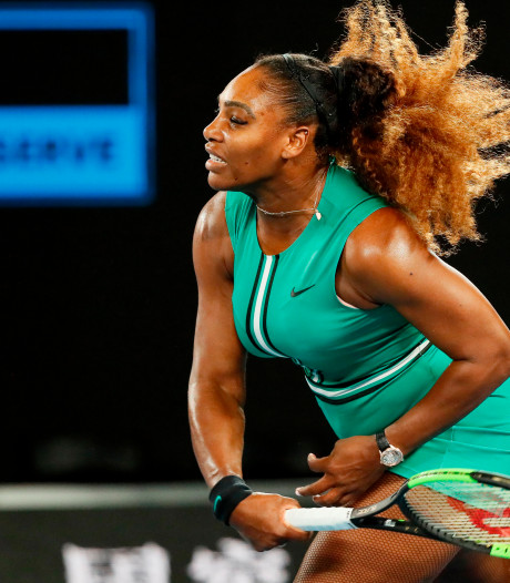 Graf: Williams gaat recordaantal Grand Slams verbreken