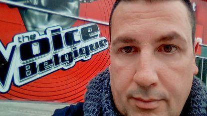 Dave Varlet waagt kans in The Voice Belgique