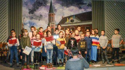 Kinderkoor De 7-Sprong en Gemengd Nobelkoor brengen samen groot valentijnsconcert
