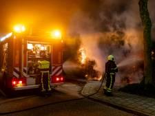 Conifeerbranden zorgen voor onrust bij bewoners Oosterheide