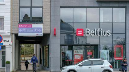 Inbrekers op heterdaad betrapt in Belfius-kantoor
