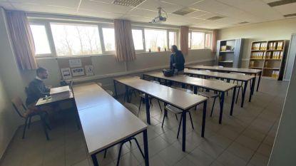 Gemiddeld 10 procent van de leerlingen aanwezig op Gentse basisscholen, amper 2 procent op secundaire scholen