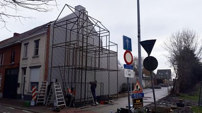 Kunstwerk 'House on Basement' krijgt definitieve thuis
