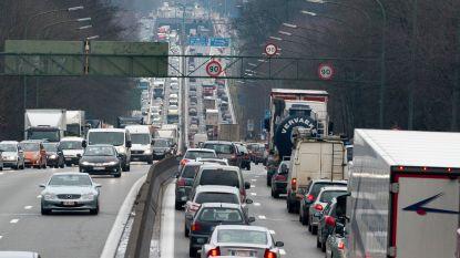 Files van ruim 6 kilometer aan Vierarmentunnel in Tervuren