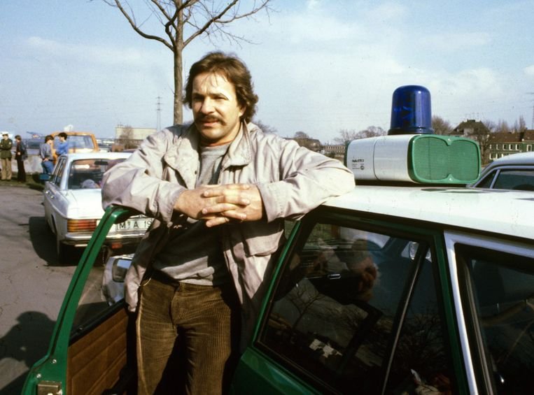 Götz George speelde 29 afleveringen lang een hoofdrol in 'Tatort'