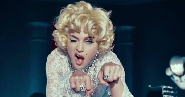 Dit is de nieuwe videoclip van Madonna | Muziek | AD.nl | 600 x 315 jpeg 17kB