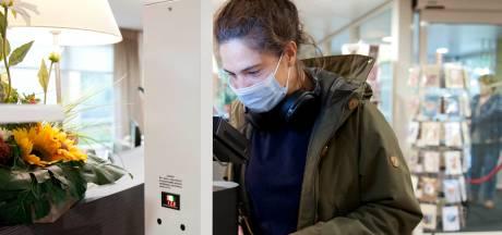 't Dijkhuis in Bathmen test 'als enige in Nederland' nieuwe techniek om corona buiten de deur te houden