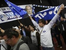 Le Likoud de Netanyahu et le centre gauche au coude à coude