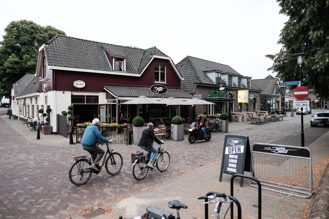 Eetcafé Jansen en Jansen.