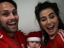 Zo vieren Daley, Eva, Max en Shanice de kerstdagen