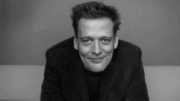 Eric Jan Harmens (Foto: Mark Kohn) Beeld