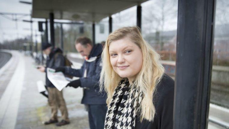 Lisanne Spanbroek, voor het CDA in de gemeenteraad in Olst Beeld Herman Engbers