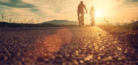 Zeeland is toch derde in ranglijst fietsprovincies