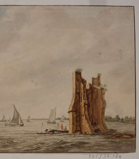 Tien dagen durend lichtfestival in Dordrecht om Sint Elisabethsvloed te herdenken