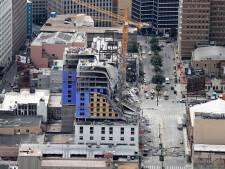 Tweede dode door ingestort Hard Rock hotel in New Orleans