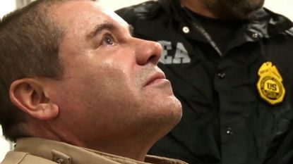 "OM vreest nieuwe ontsnapping drugsbaron ""El Chapo"""