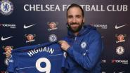 TransferTalk 23/01. Higuaín officieel van Chelsea, Piatek naar Milan - Barça heeft De Jong beet - Duurste Buffalo ooit naar Waasland-Beveren - Balotelli ruilt Nice voor Marseille