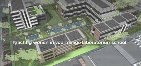 Oss zet in besloten beraad eerste stap naar ombouw oude laboratoriumschool