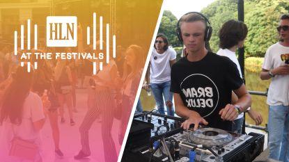 De 17-jarige DJ Bram DeLux staat voor het eerst op Tomorrowland