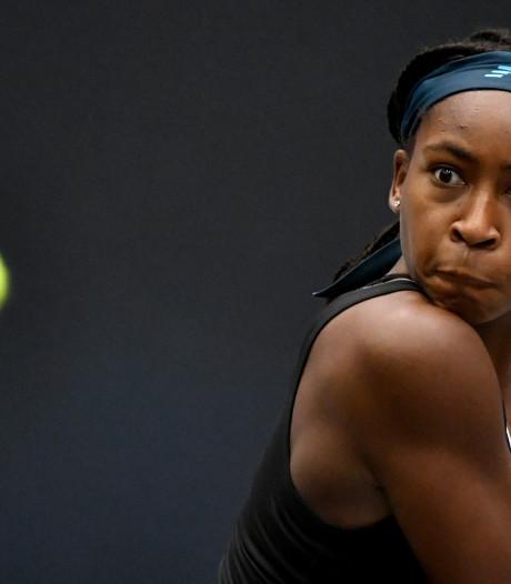 Supertalent Gauff in Linz jongste WTA-finaliste in 15 jaar
